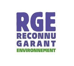 Logo engagement RGE