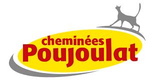 Logo marque Cheminées Poujoulat